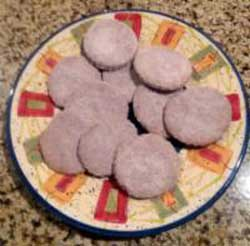 Santa Fe Blue Corn Biscochitos